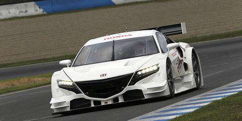 Honda NSX Concept-GT: 2014 racer revealed at Suzuka