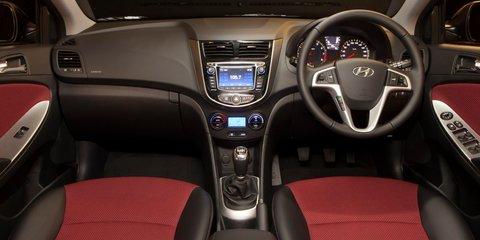 Hyundai Accent SR confirmed for Australia