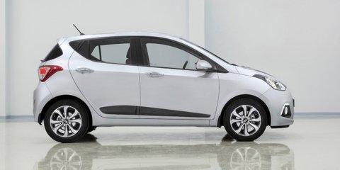 Hyundai i10: new city car under consideration for Oz