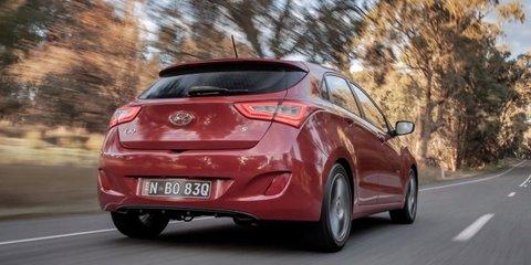 Hyundai i30 SR launches in Australia