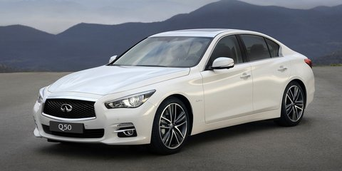 Infiniti G37 to continue alongside Q50 into 2015