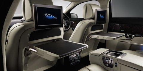 2014 Jaguar XJ gets more features, revised ride comfort