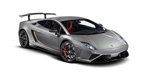 Lamborghini Gallardo LP 570-4 Squadra Corse to debut at Frankfurt