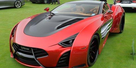 Laraki Motors Epitome: 1305kW concept revealed