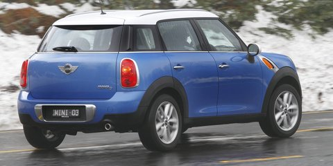 Mini Countryman: more than 300 diesel models recalled locally