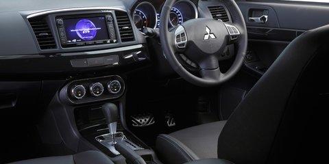 Mitsubishi Lancer range updated for 2014