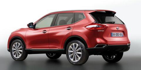 2014 Nissan Dualis: next-gen crossover teased