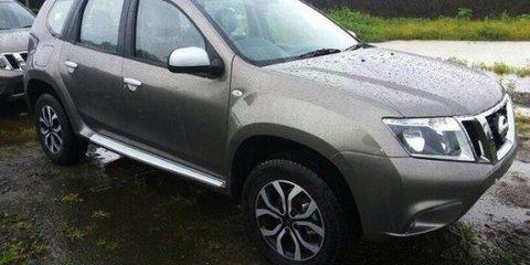 Nissan Terrano: next-gen compact SUV spied