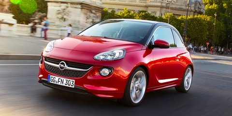 Opel reveals turbocharged 1.0-litre three-cylinder engine