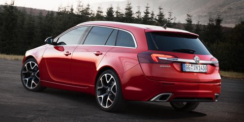 Opel Insignia OPC facelift revealed