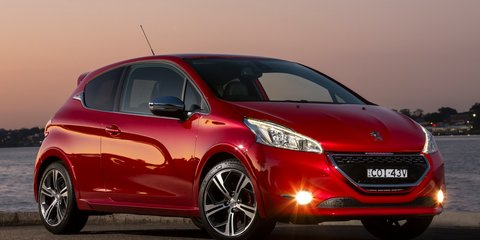 Peugeot 208 GTi launches from $29,990