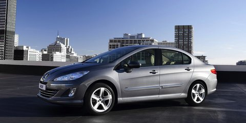 Peugeot 408: small sedan being readied for Australia