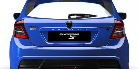 Proton Suprima S: Preve-based hatch here in November
