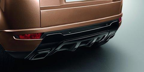 Range Rover Evoque updated for 2014, new nine-speed auto ...