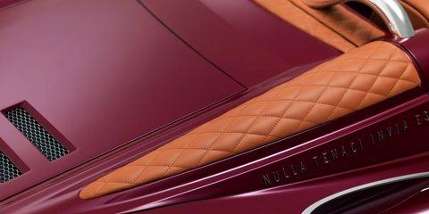 Spyker B6 Venator Spyder Concept debuts at Pebble Beach