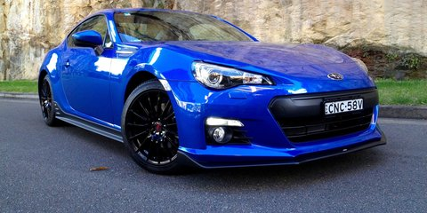 Subaru BRZ S Review