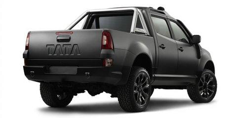 Tata Xenon Tuff Truck: Australian-designed ute concept revealed