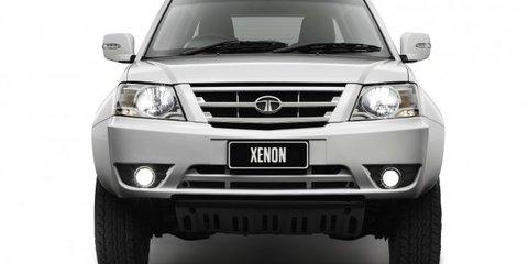 Tata Xenon: sub-$35K ute range confirmed for Australia in October