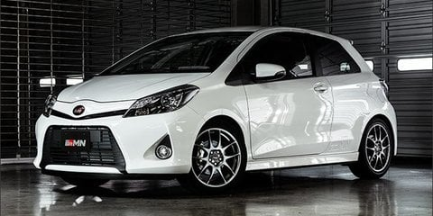 Toyota Yaris turbo hatch launched in Japan
