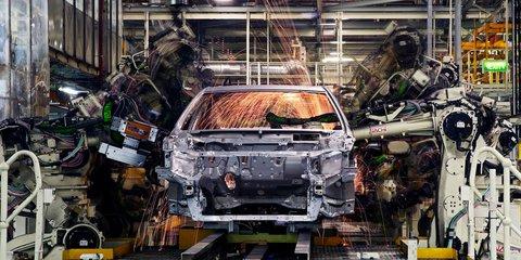 Toyota Australia announces $123m investment to build 2015 Camry