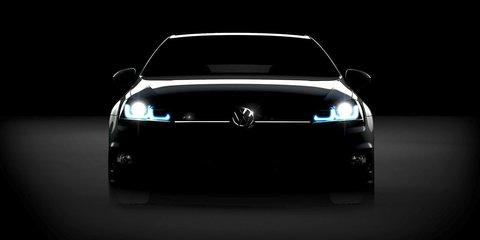 Volkswagen Golf R Mk7 teased