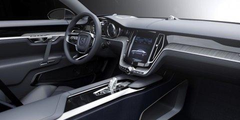 Volvo Concept Coupe previews new design language