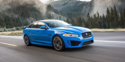 Jaguar XFR-S priced at $222,545, XJR $298,000