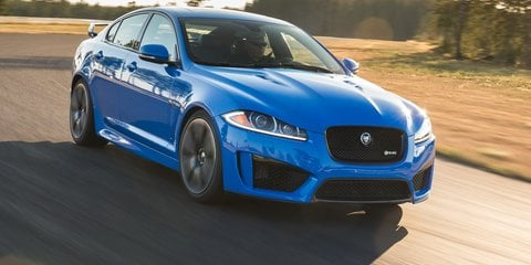 Jaguar XFR-S Review