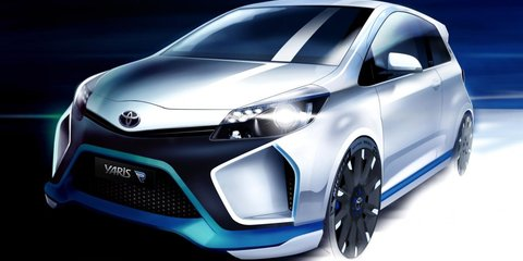 Toyota Yaris Hybrid R: 313kW powertrain details revealed