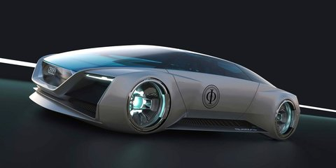 Audi Fleet Shuttle Quattro 'Ender's Game' movie car revealed