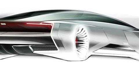 Audi Fleet Shuttle Quattro 'Ender's Game' movie car revealed