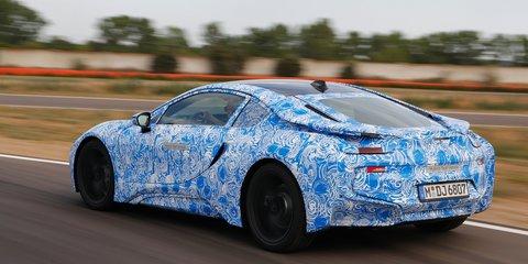 BMW i8: US market set to dominate global sales