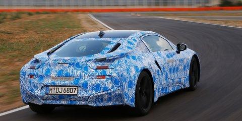 BMW i8: 266kW plug-in hybrid sports car quicker than M3