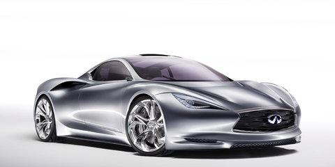 Infiniti supercar set for 2018 reveal