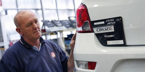 Australian Holden Cruze manufacturing under a cloud of uncertainty
