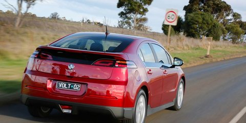 GM cuts US Chevrolet Volt pricing; no plans for Holden to follow suit