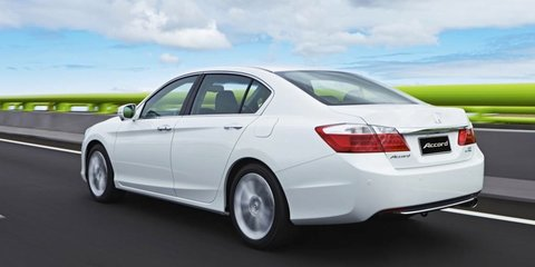 Honda Accord disappoints with four-star ANCAP safety rating