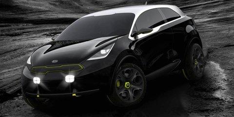 Kia Niro: city SUV concept revealed