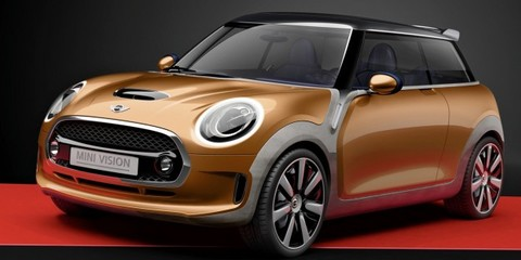 2014 Mini Cooper confirmed for November 18 unveiling