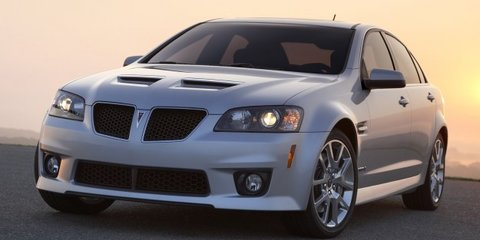 GM planned VE Commodore-based fifth-gen Pontiac GTO: report