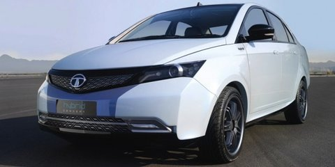 Tata aiming to be global leader in hybrid, electric vehicle technology