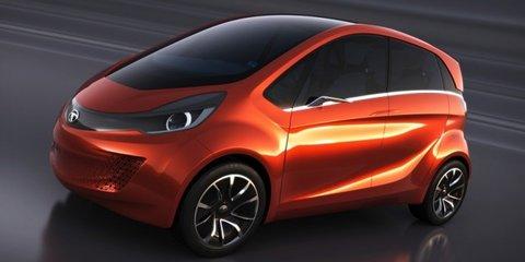 "Tata Nano: next-gen Indian micro to become global ""smart city car"""