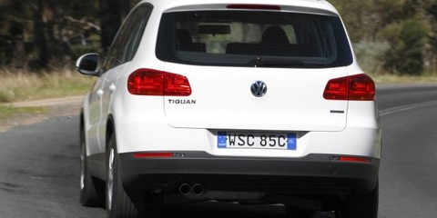 Volkswagen Tiguan 118TSI six-speed DSG added to line-up