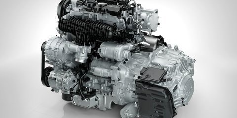 Volvo details new Drive-E engines; confirms 228kW twin-charged four