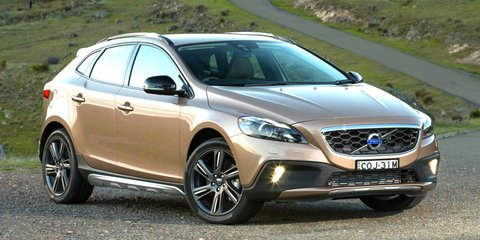 Volvo V40 Cross Country: pricing and specifications