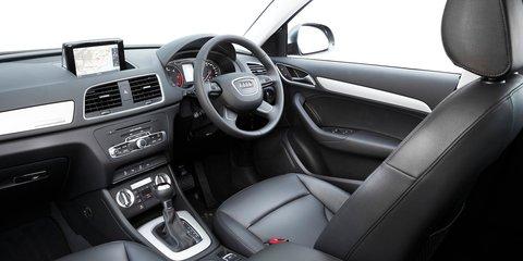 Audi Q3 gets new base model, quattro-only range