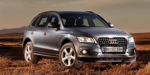 Audi Q5: luxury SUV range updated for 2014