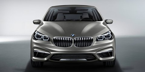 BMW 1 Series sedan to rival A3, CLA from 2017: report