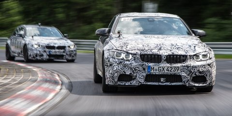 """BMW M3, M4: 3.0-litre twin-turbo, 316kW and """"far beyond"""" 500Nm"""