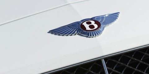 Bentley planning entry-level four-door coupe for 2018: report